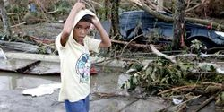 Support Urgently Needed Aid for Those Displaced By Typhoon Haiyan
