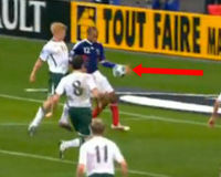 Thierry Henry Must Be Banned From World Cup