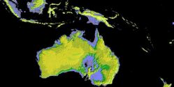 Re-hydrating of Australian Inland Seas via Siphoned Ocean Water.