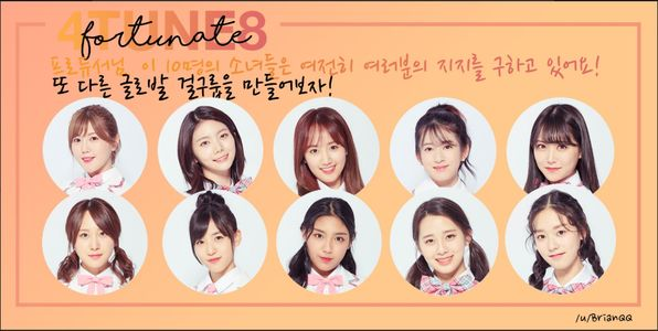 petition: Debut 4tune8 (Fortunate): The eliminated trainees