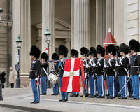 Ask the Queen of Denmark stop using Bearskin Hats in the Royal Guard