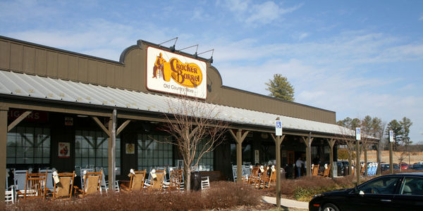 Cracker Barrel: Don't Fire Elderly Vet for Giving Homeless Man a Muffin!