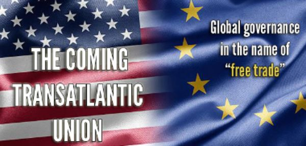 Demand Democratic Scrutiny of Top Secret US-EU Trade Deal (T.T.I.P)