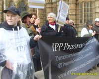 We want the abolition of the IPP for all currently serving IPP's
