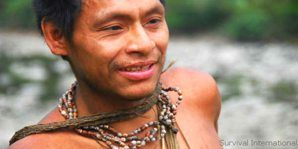Peru: End Gas Exploration on Protected Lands of Uncontacted Amazon Tribes