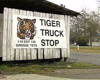 No Permit Renewal for Truck-Stop Tiger