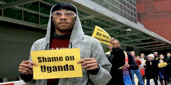 Ugandan president homosexuality