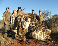 URGENT! TAKE ACTION! Ban Legal Giraffe, Lion, Elephant, Rhino, Buffalo,etc hunting!