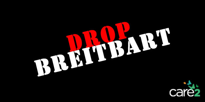Sign Now: Ask Major Brands to Reevaluate Their Ads on Breitbart