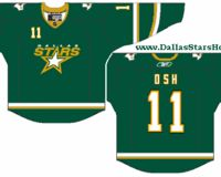 I Want The Dallas Stars To Bring Back GREEN!