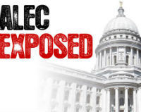 Get ALEC's Bribery OUT of NC Politics!