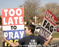 Revoke Westboro Baptist Church's Tax-Exempt Status