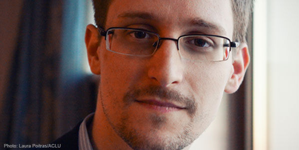 Stand With Edward Snowden and Help Stop NSA Abuses