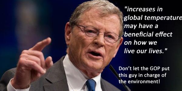 Don't Put a Climate Change Denier in Charge of US Environmental Policy!