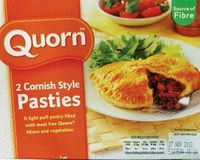 Petition to have Quorn rename Quorn Cornish Style Pasties to Quornish Pasties