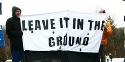 Leave it in the Ground: Statement against Arctic Offshore Drilling
