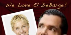 PETITION TO ASK ELLEN DEGENERES TO HAVE EL DEBARGE ON HER SHOW!