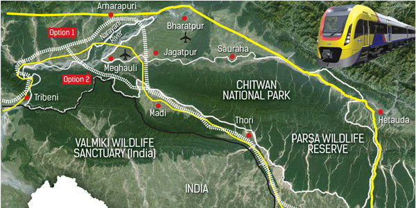 Save Tigers and Rhinos in Chitwan National Park