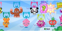 Get Moshi monster toys in UK Mcdonalds