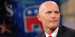 Tell Rick Scott Climate Change is Real