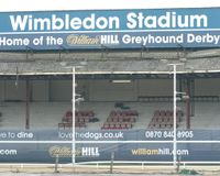 CLOSE Wimbledon Greyhound Stadium