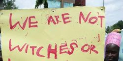 Help the Child Witches of Nigeria - Support the Prevent Abandonment of Children Today(PACT) Campaign