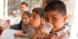 1 in 5 Kids Face Hunger in America. You Can Help