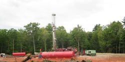 BAN NATURAL GAS DRILLING IN NEW YORK STATE