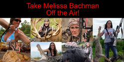 Take Melissa Bachman Off the Air!