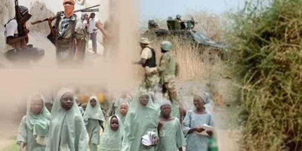Please, help in the rescue of 234 school girls abducted by boko haram