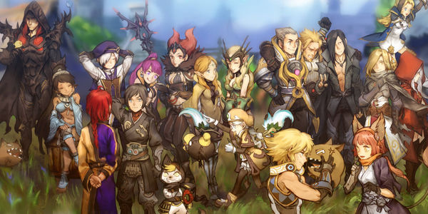 petition: Help us keep the Dragon Nest Europe server open!