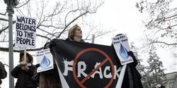 Help stop groundwater pollution from fracking chemicals