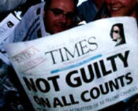 Basta falsit� su Michael Jackson / Stop media lies about Michael Jackson