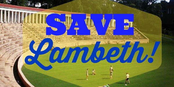 Petition Save Historic Lambeth Field A Community Petition