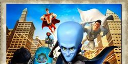 More MEGAMIND, please!