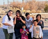Protect Moapa Indian Reservation: Shut Down the Reid Gardner Coal Plant!