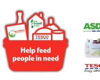SUPPORT THE FOOD BANKS
