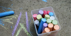 Don't Jail Las Vegas Protesters for Writing with Chalk
