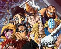 Support the making of a One Piece MMORPG