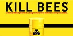 STOP KILLER BEES PESTICIDES