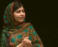Congratulate Malala Yousafzai for her Nobel Peace Prize!