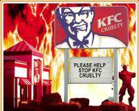 Stop Chicken Cruelty at KFC