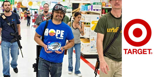 Target: Create Gun Sense Policies in Your Stores