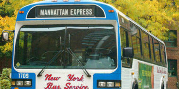 Bronx Express Buses Need To Come Down To Fidi
