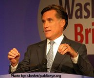 Tell Mitt Romney: I Stand with Planned Parenthood