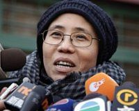 Free Liu Xia, Nobel Peace Prize Winner's Wife